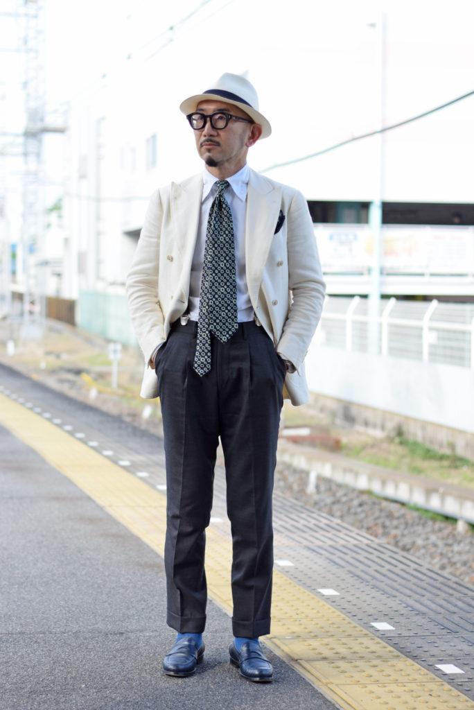 本篇的主角是Ring Jacket的業務經理笹本先生