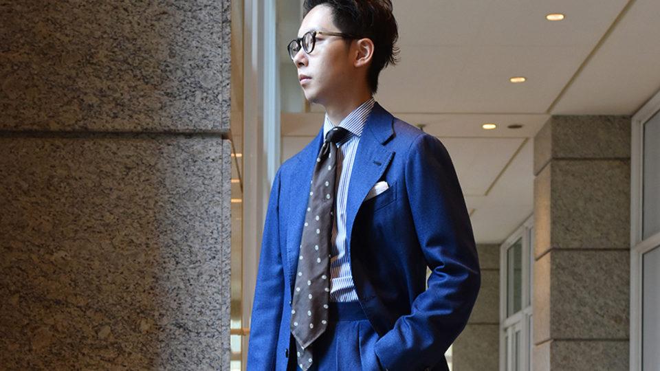 Dalcuore bespoke suits oakroom steve